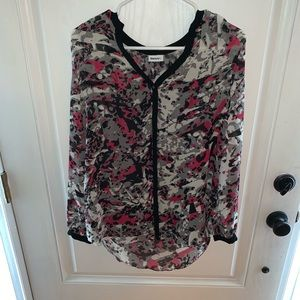 DKNY Blouse and tank size small